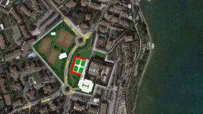Studio di Architettura Fattori Fausto - cimitero sirmione_ampliamento