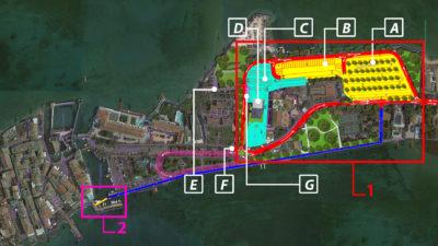 tudio di Architettura Fattori Fausto - viabilità sirmione il progetto_fase1