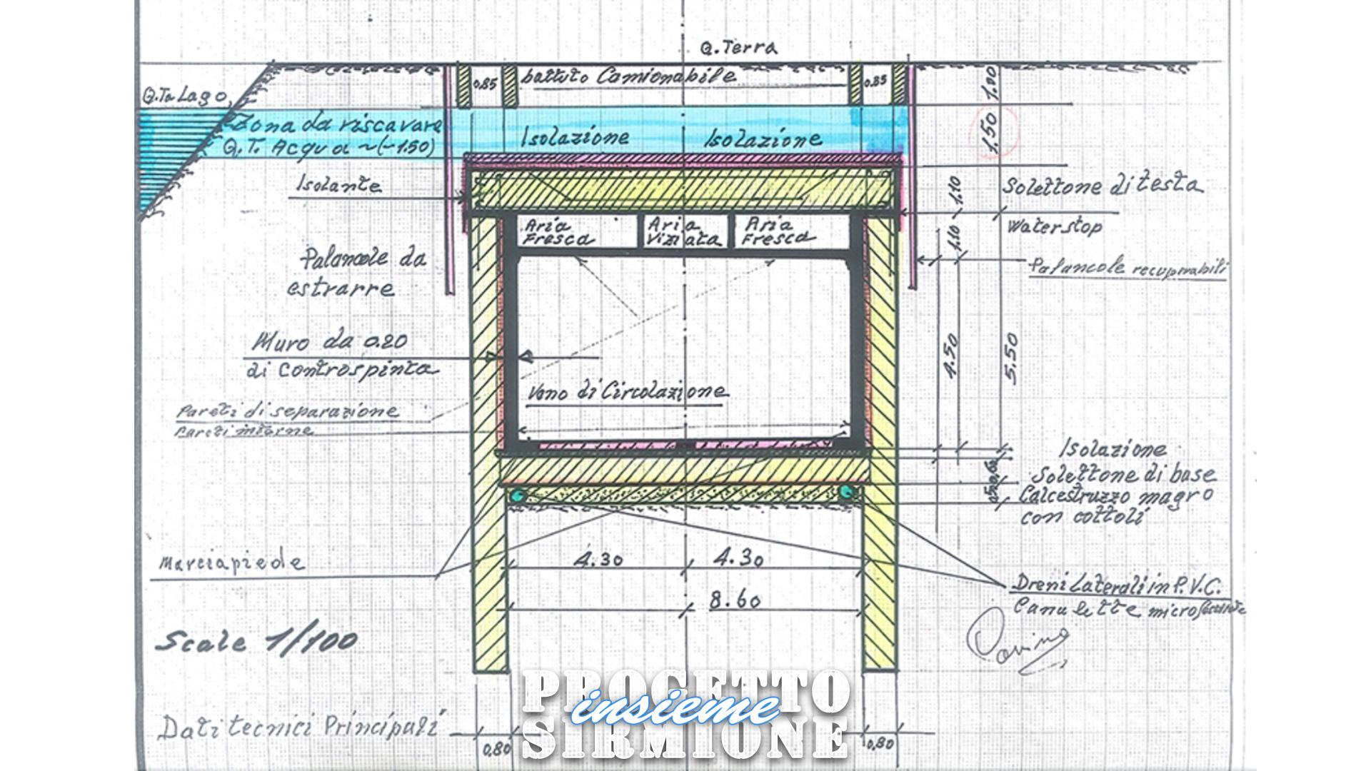 Progetto Sirmione Insieme_Tunnel Sirmione progetto_allegato4