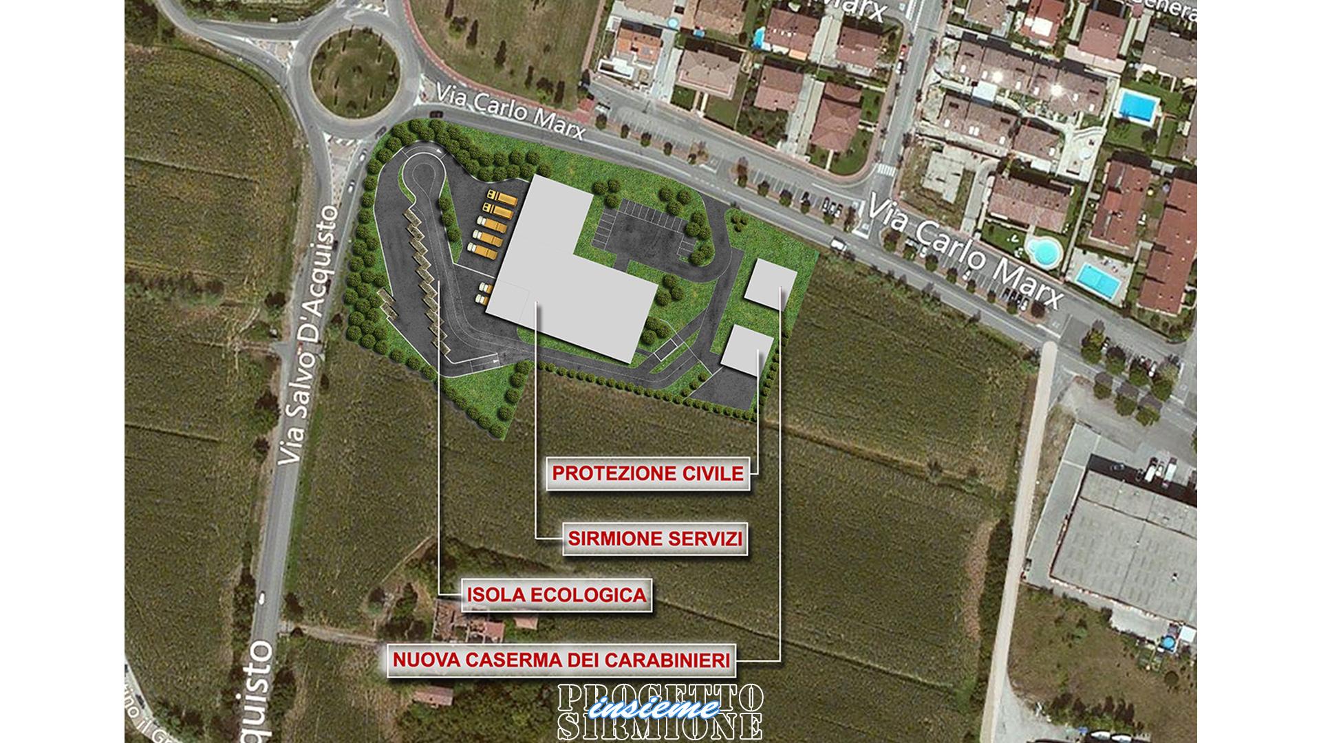 Progetto Sirmione Insieme_polo servizi_sirmione servizi_volontari del garda_carabinieri