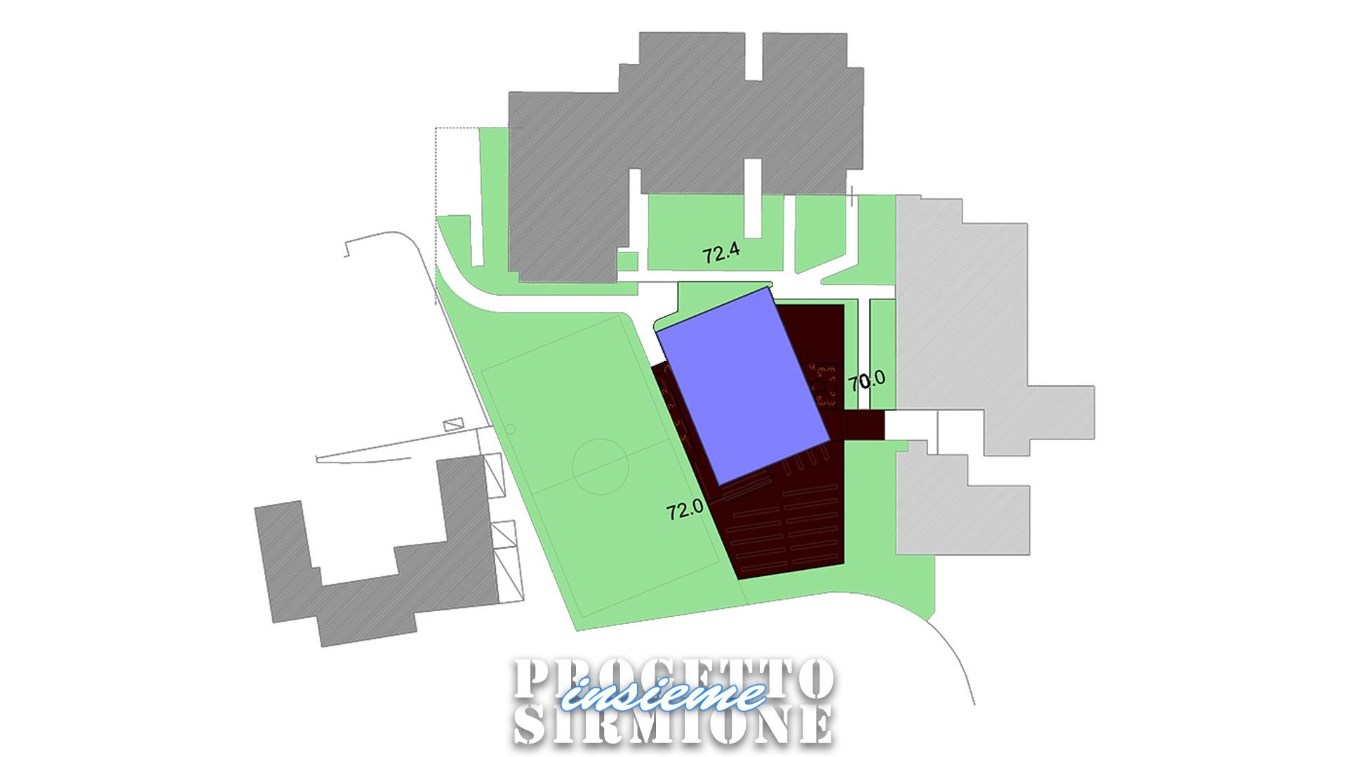 Progetto Sirmione Insieme_scuole elementari medie Trebeschi di Sirmione: progetto nuova palestra e nuova mensa_allegato2