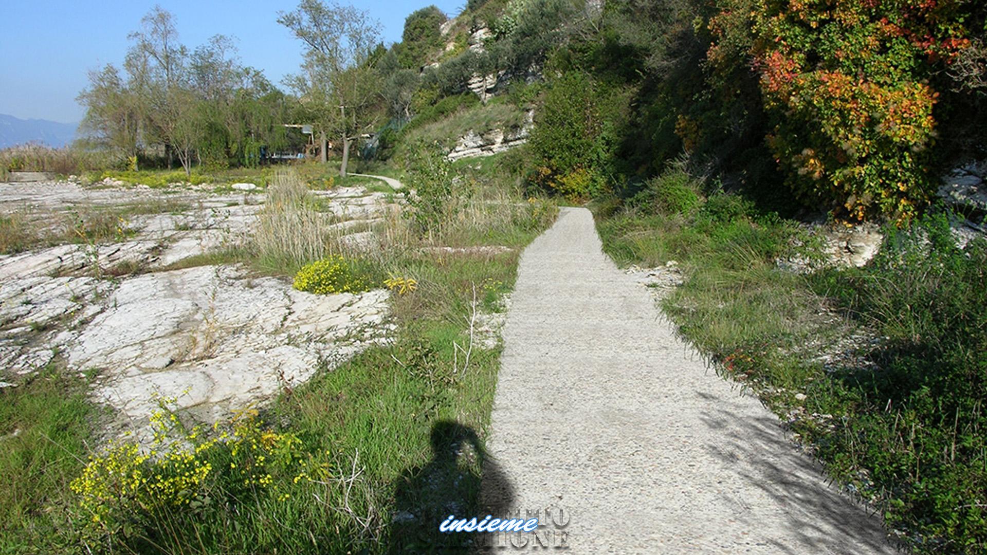 Progetto Sirmione Insieme_progetto passeggiata lungo lago Sirmione_dopo